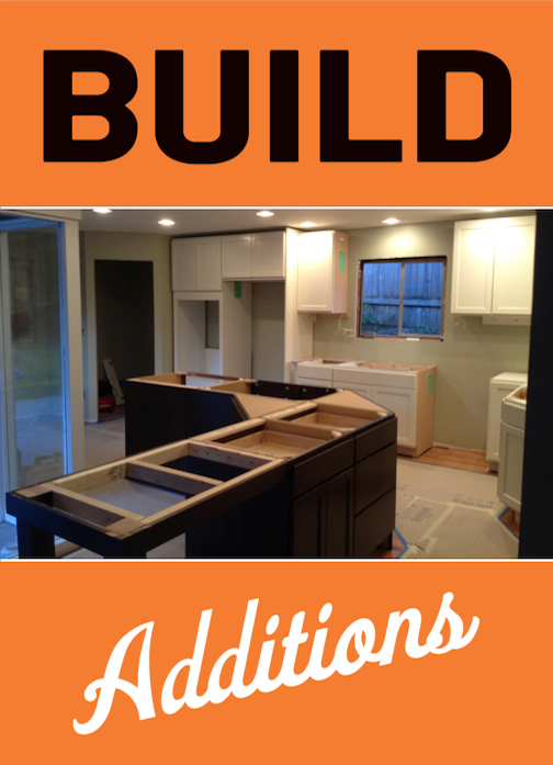 Additions New Construction Design Build Contractor Everett WA