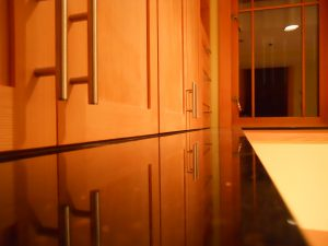Wallingford Basement Remodel Bedroom Cabinet Installation Contractor