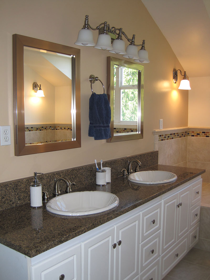 Gallery Renovations Master Bathroom Seattle WA