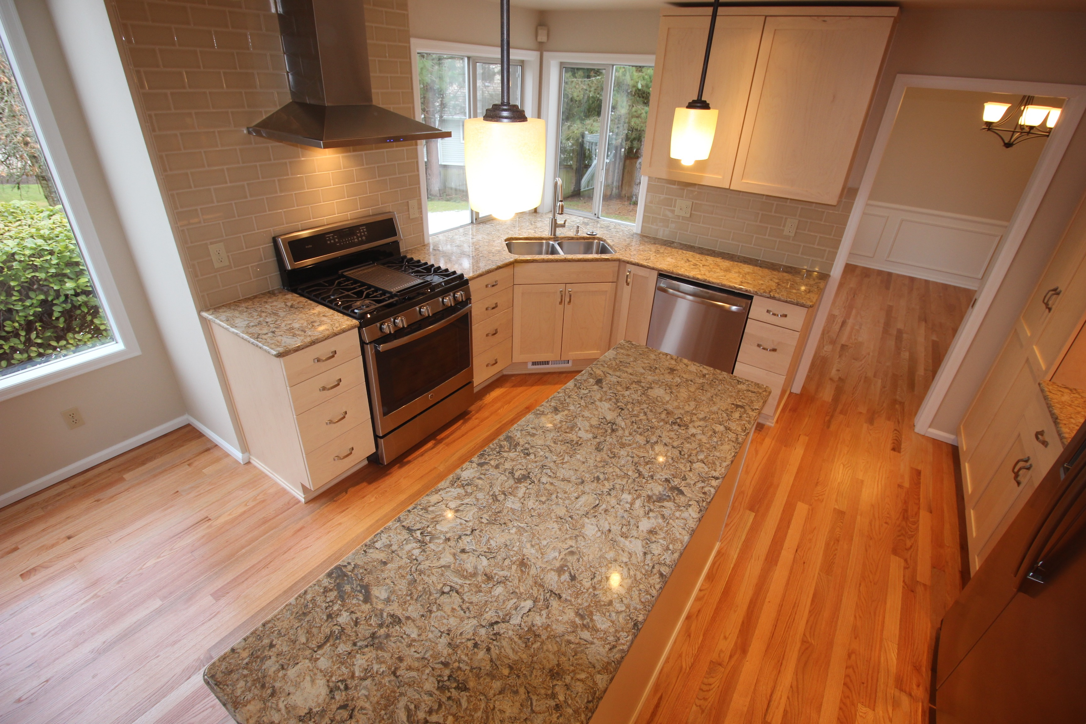 Redmond Kitchen Renovation Gallery Picture