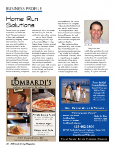 MIll Creek Living Magazine Winter 2013 HRS Spotlight_Page_1