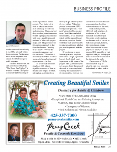 MIll Creek Living Magazine Winter 2013 HRS Spotlight_Page_2