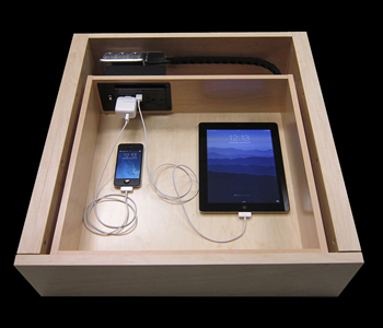 Electronic Docking Drawer Universal Design