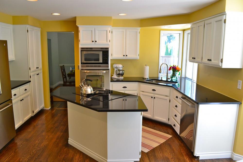 Complete Kitchen Remodel Mill Creek WA