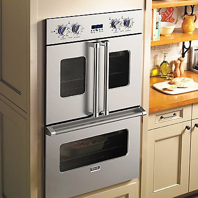 French Door Double Oven Universal Design