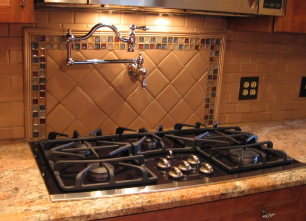 Design Kitchen Blog Pot Filler Faucet Cooktop Mill Creek WA