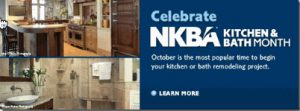 NKBA Kitchen Bath Month Home Run Solutions Mill Creek WA