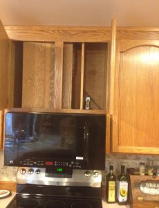 Gallery Kitchen Wine Rack Cabinetry Remodel Contractor