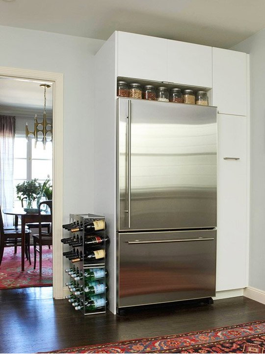 Blog Refridgerator Design Storage Remodel Kitchen Bothell WA