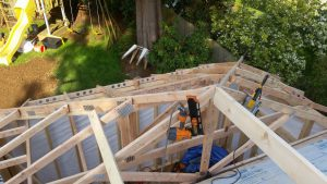 Gallery Framing Roof Additions Trusses Mill Creek WA General Contractor