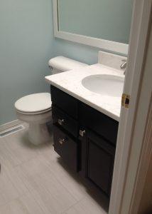 Mill Creek WA Bath Porcelain Tile Floor Contractor Pro
