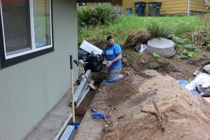 Rampathon 2015 Community Ribbon Drain Contractor Mill Creek WA
