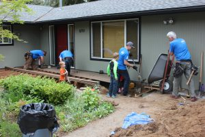 Rampathon 2015 Community Service Renovation Everett Wa