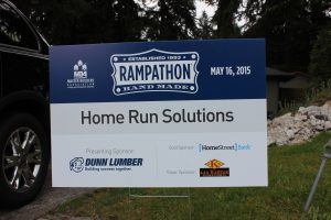 Rampathon 2015 Community Kitchen Bath Remodel Local Everett WA