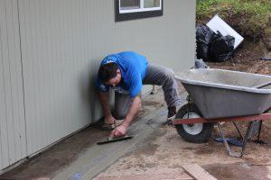 Rampathon 2015 Concrete Drain Driveway Profesional Contractor Service