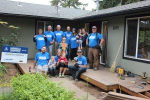 Everett WA Rampathon 2015 Blog Deck Build