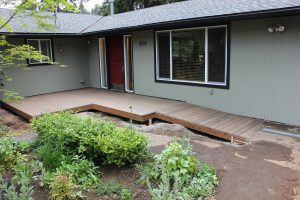 Rampathon 2015 Community Project Front Entry Deck Everett WA