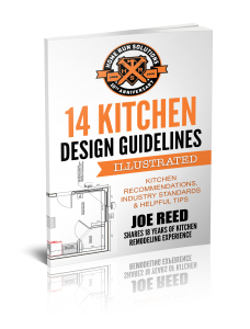 14 Kitchen Design Guidelines Illustrated Ebook Resource Remodel