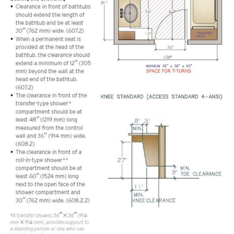 Bath Wheel Chair Universal Design Builder Snohomish WA