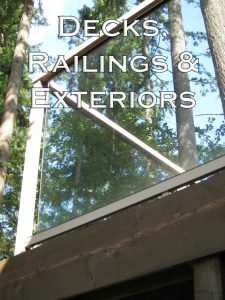 Gallery Deck Railing Exterior Home Renovations