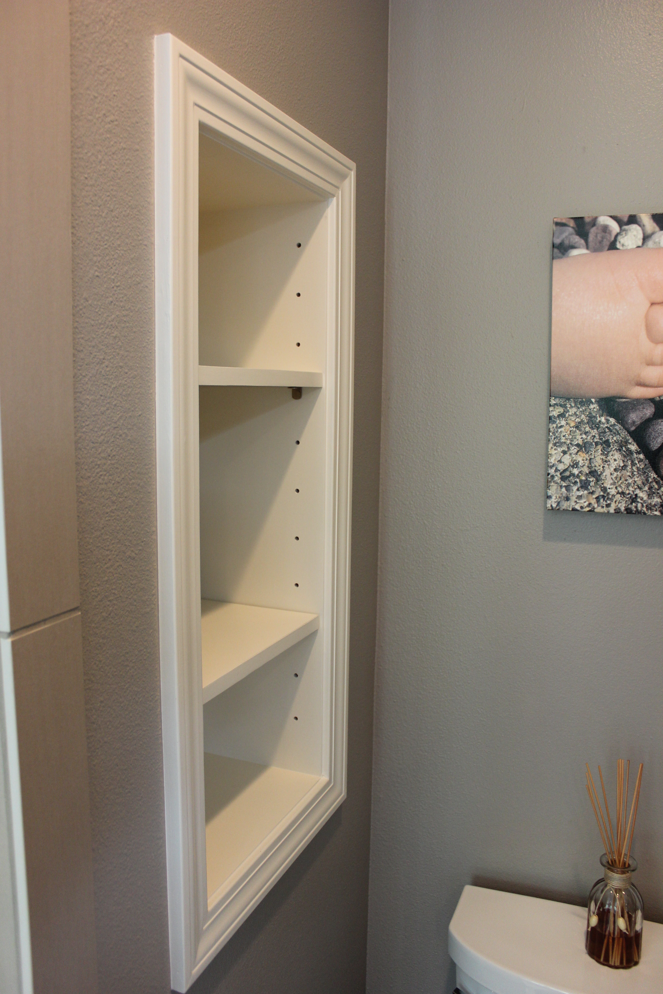 Custom Nook Shelves Home Run Solutions