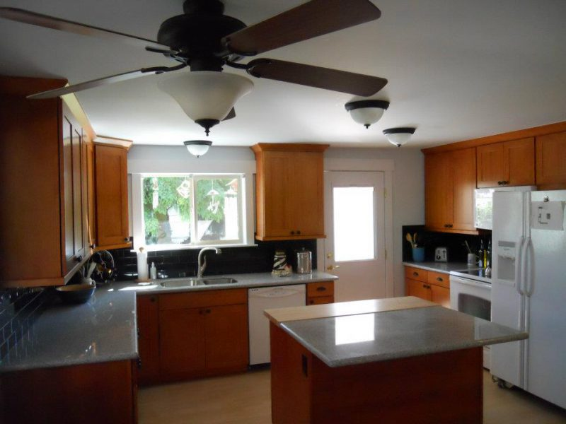 Everett WA Kitchen Remodel Natural Light Window Replacement