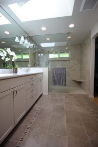Blog Bath Remodel Transom Window Skylight Design Lynnwood WA