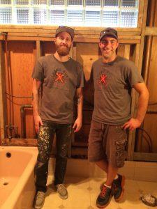 About Us Bath Demo Remodel Carpenter Pro Service