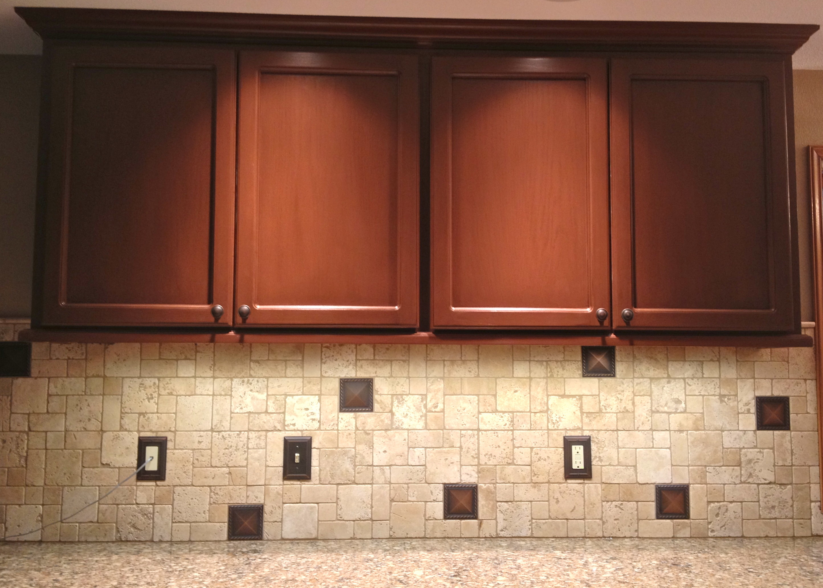 Blog Kitchen Remodel Company Color Matched Cover-plates