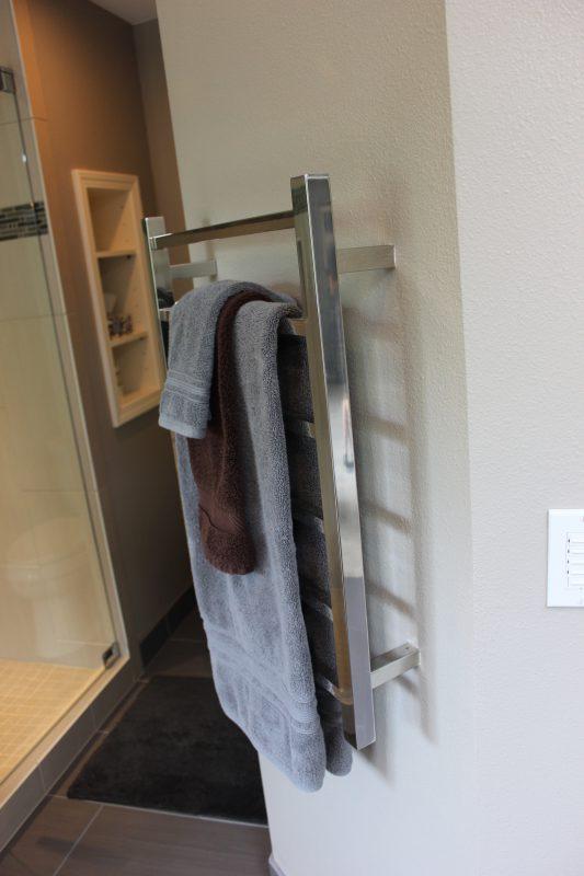 Blog Bath Remodel Heated Towel Bar Rack