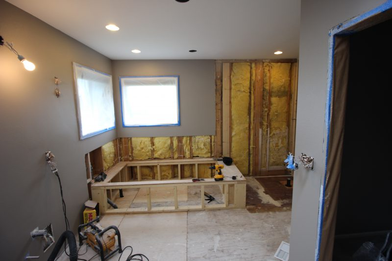 Blog Framing Bath Remodel Contractor