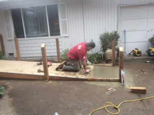 Rampathon 2017 Free ramp installation