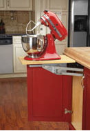 Kitchen Design Blog Mixer Lift Rev-A-Shelf Countertop