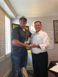 Joe Reed MVP Remodelers Advantage Award