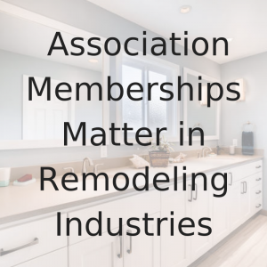 Video Blog Mill Creek Association Member Remodel