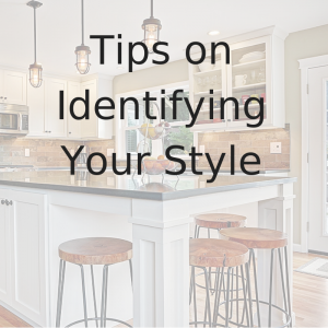 Video Blog Mill Creek Remodel Tips Identifying Your Style